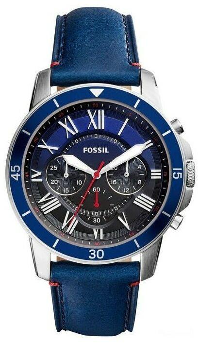 Zegarek FOSSIL FS5373 Grant Sport Chronograph