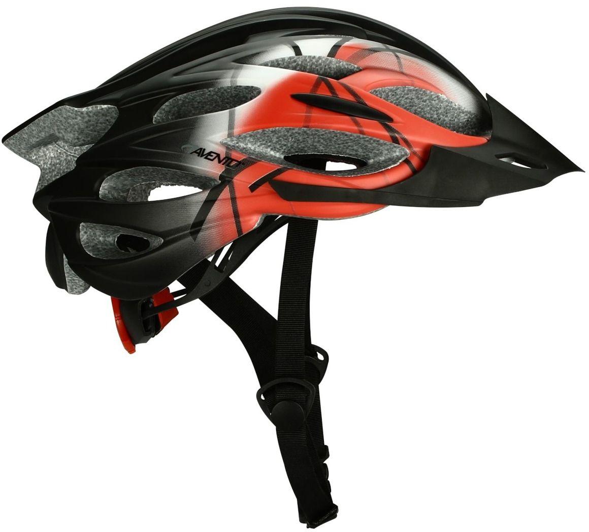 Kask rowerowy szosowy mtb in-mould Avento