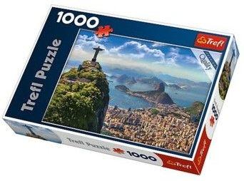 Puzzle TREFL 1000 - Sowy, Owls