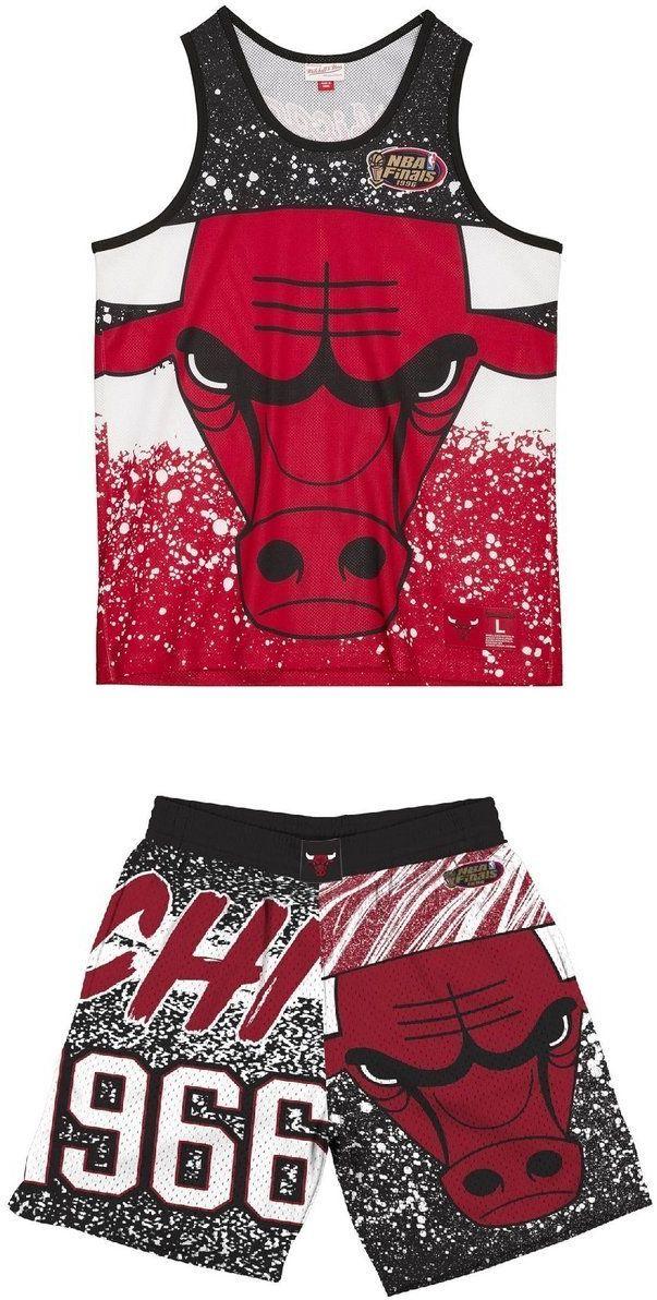 Zestaw strój koszykarski Mitchell & Ness NBA Chicago Bulls
