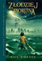 Złodziej Pioruna. Tom I Percy Jackson i Bogowie Olimpijscy - Ebook.