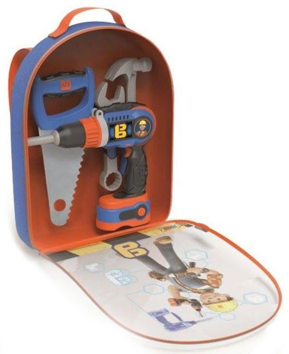 Smoby - Bob Budowniczy Plecak z narzędziami 360136