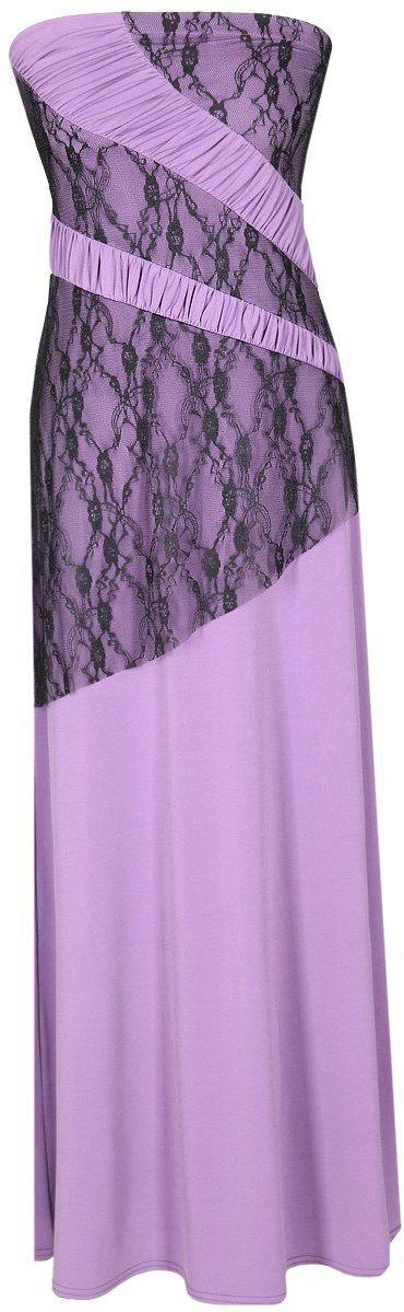 Sukienka FSU142 ŚLIWKOWY JASNY