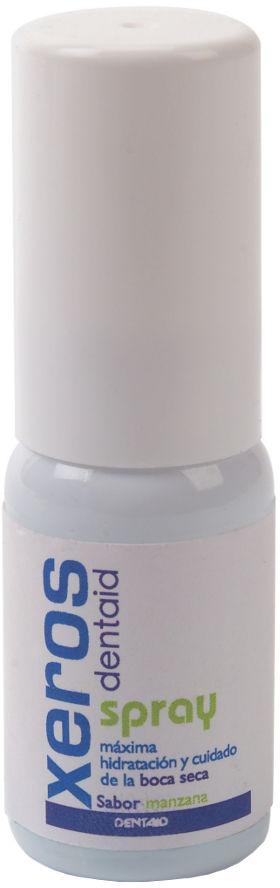 VITIS Xeros spray 15ml - płyn w earozolu na suchość jamy ustnej (kserostomia)