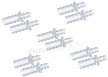 Ustniki wielorazowe- seria alkomatów DA i Pro-X - paczka 100 sztuk