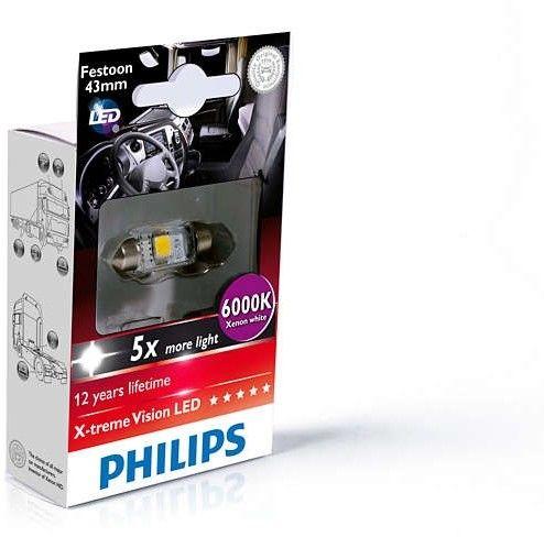 Żarówka, oświetlenie wnętrza PHILIPS 249466000KX1