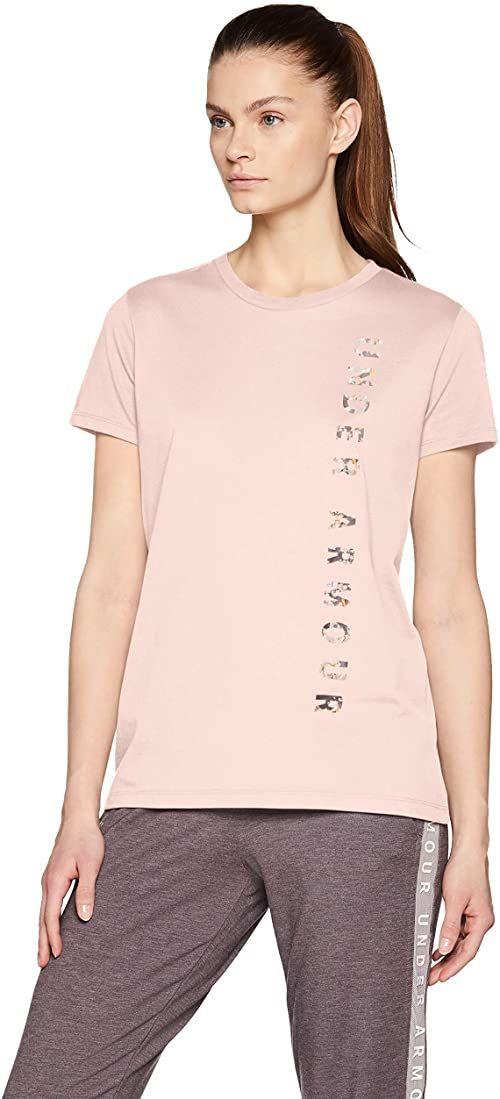 Under Armour damska pionowa Wm Graphic klasyczna koszulka z krótkim rękawem Orange Dream/Mango Orange M
