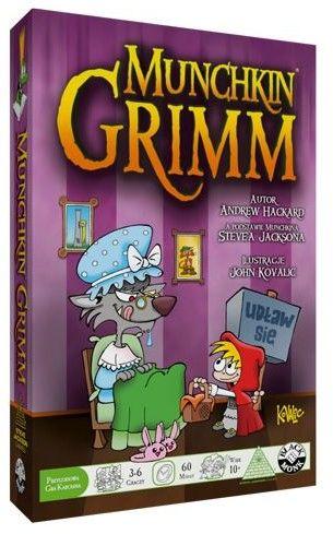 Black Monk Gra Munchkin Grimm 5_736882