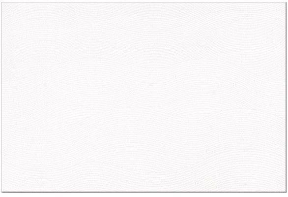 Glazura Alva Cersanit 25 x 40 cm biała 1,2 m2