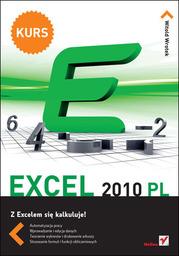 Excel 2010 PL. Kurs - Ebook.