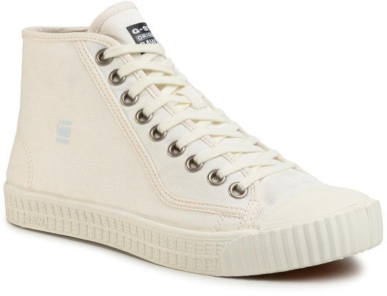 Sneakersy Rovulc Hb Mid D04356-8715-110 Beżowy