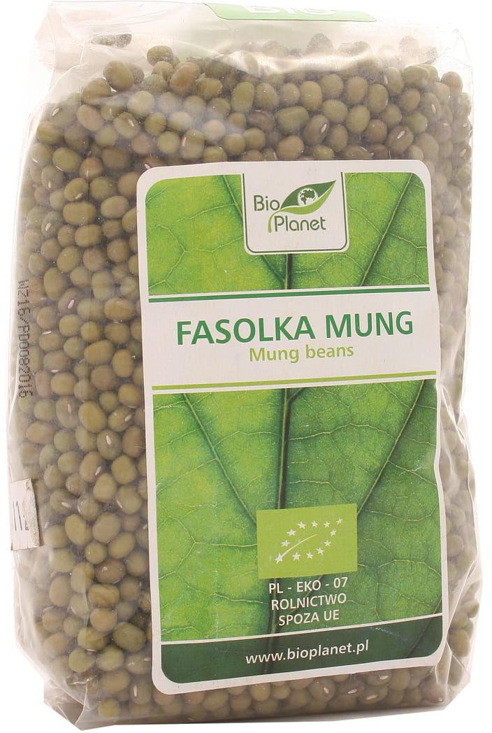 Fasolka mung BIO - Bio Planet - 400g