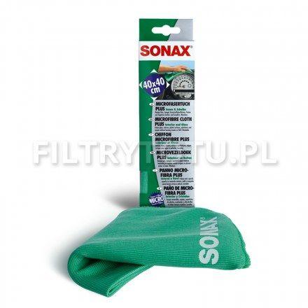 SONAX Mikrofibra do szyb (416500)