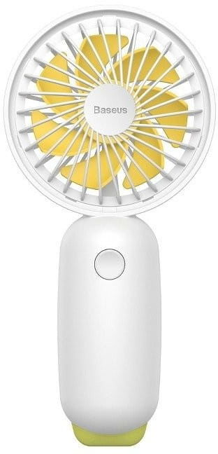 Przenośny wentylator kieszonkowy Baseus Firefly (biały)