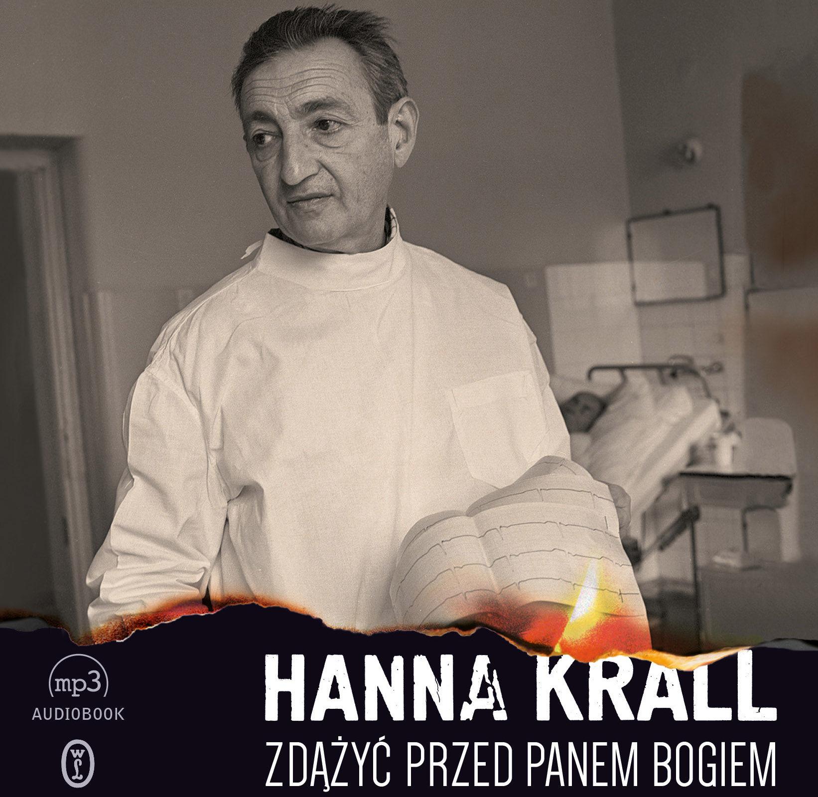 Zdążyć przed Panem Bogiem - Hanna Krall - audiobook