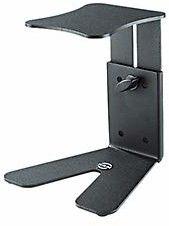 Konig & Meyer 26772-000-56 Podstawka głośnikowa, Stojak na monitor stołowy czarny strukturalny