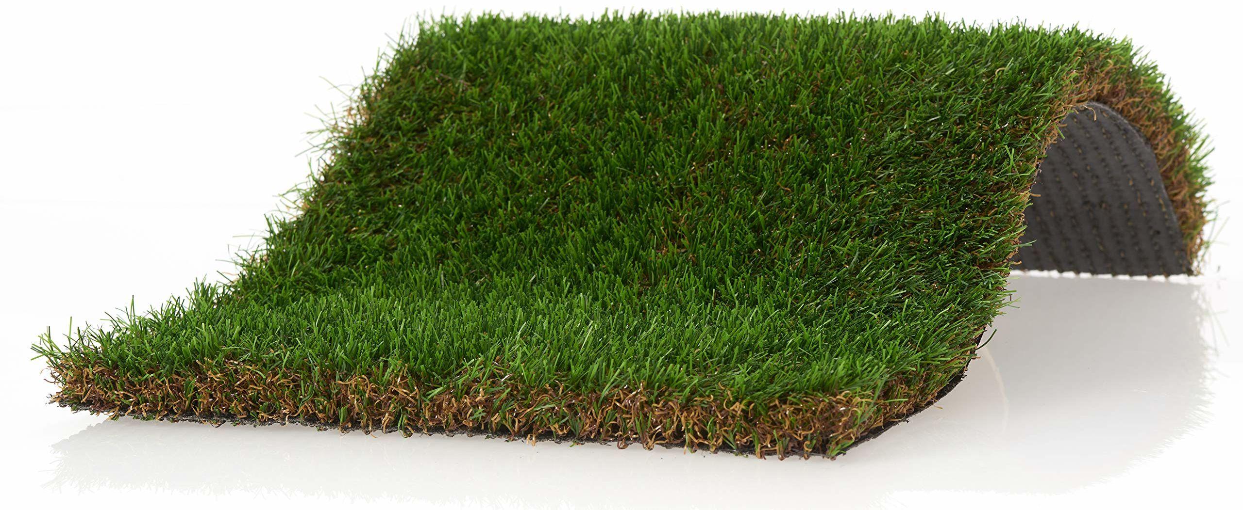 Organic select1-4 sztuczna trawa, polietylen, zielony, 4 m x 1 m