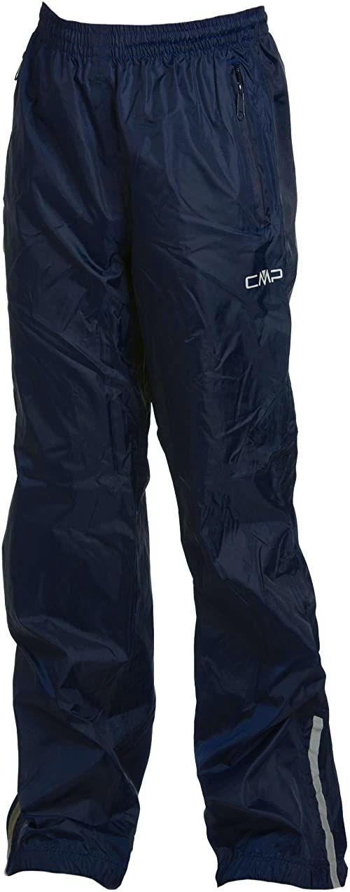 CMP chłopięce spodnie przeciwdeszczowe, niebieskie (Navy), 104, 3X96534