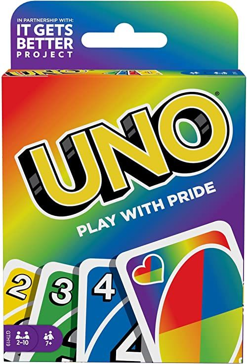 UNO Play with Pride