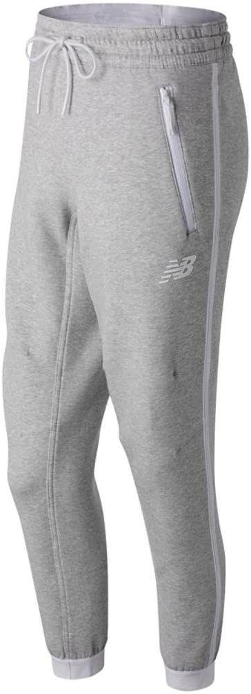New Balance Damskie spodnie treningowe Sports Style szare, S