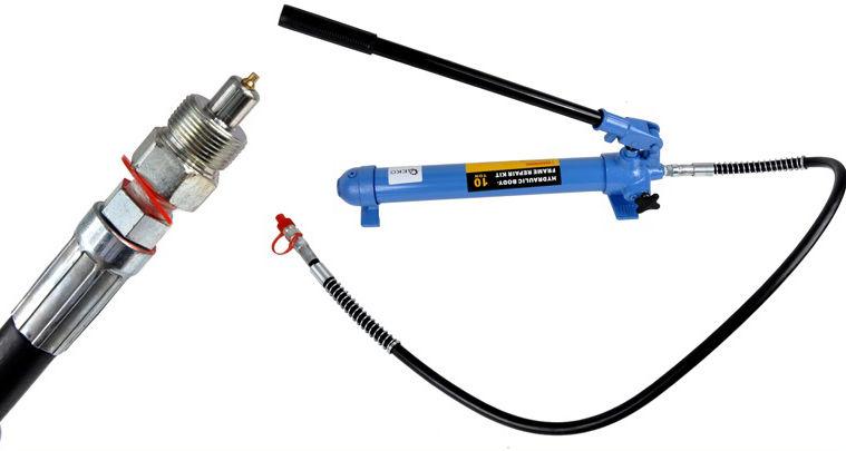 Pompa pompka hydrauliczna do rozpieraka 10T prasy