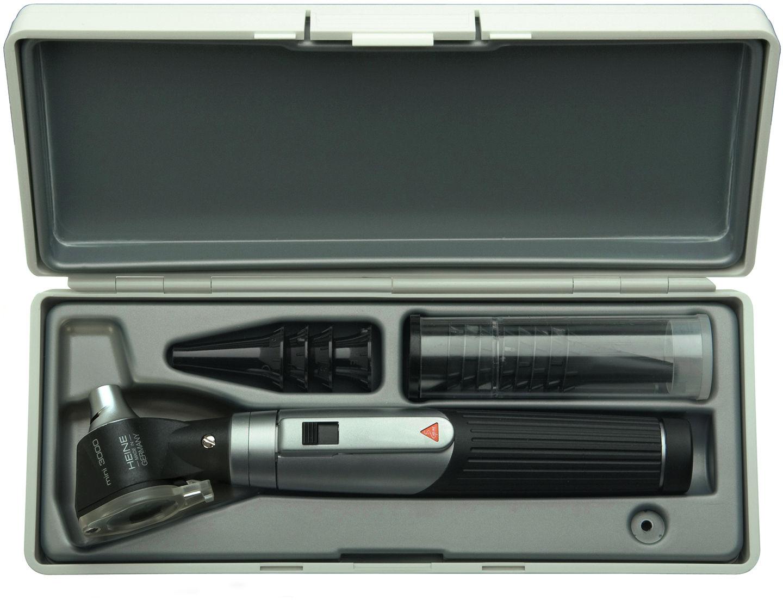 Zestaw HEINE mini3000 F.O. XHL D-851-10.021 Zestaw diagnostyczny otoskopu mini3000 F.O. XHL