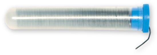 Spoiwo CYNEL Sn60Pb40 drut lutowniczy 1mm 10g fiolka Topnik F-SW26 2,5%