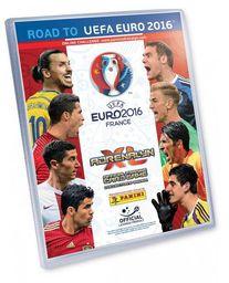 Klaser Road To UEFA EURO 2016 Adrenalyn ZAKŁADKA DO KSIĄŻEK GRATIS DO KAŻDEGO ZAMÓWIENIA