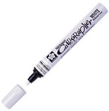 Sakura Pen-Touch Calligrapher Medium 5,0mm White