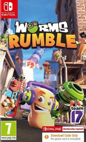 Worms Rumble NS