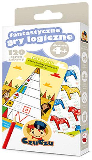 CzuCzu - Fantastyczne gry logiczne dla dzieci 4-letnich 9522