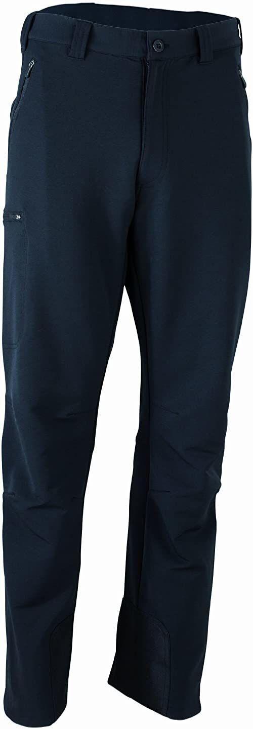 James & Nicholson Damskie spodnie damskie z odpinanymi nogawkami spodnie ciążowe, czarne (czarne) (rozmiar: duży)