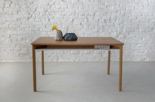 Stół Zeen z półką - kolory