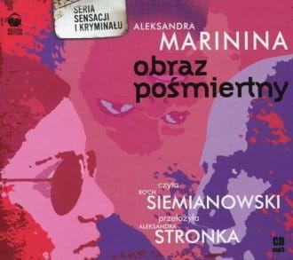 Audiobook - Obraz pośmiertny - Aleksandra Marinina (CD)
