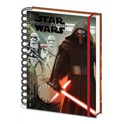 Gwiezdne Wojny. Przebudzenie mocy - notatnik