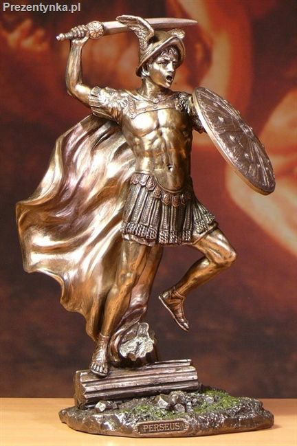 Perseusz Veronese prezent dla chłopaka
