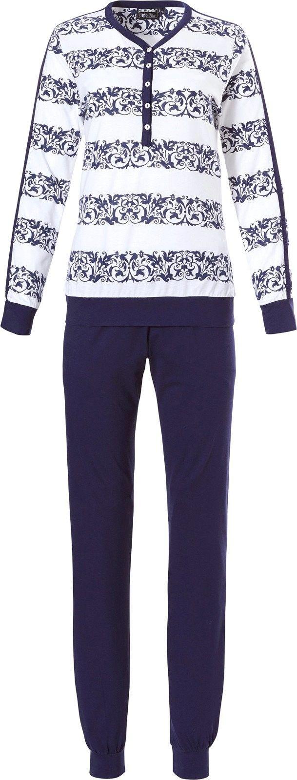 Piżama Pastunette Gingham 25192-320-4 kolor 526
