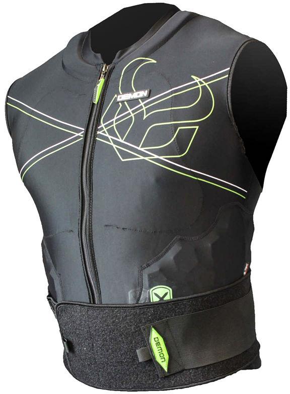 Demon Vesta X D3O black ochrona snowboard - XL