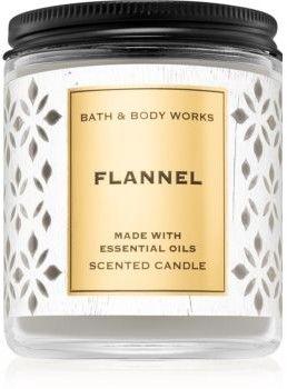 Bath & Body Works Flannel świeczka zapachowa VIII. 198 g