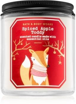 Bath & Body Works Spiced Apple Toddy świeczka zapachowa IV. 198 g