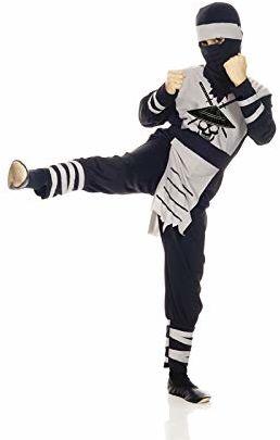 AEC aq00109/S kostium  Ninja der Schrecken, 5/7 lat