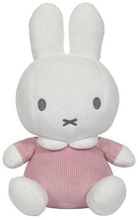 Tiamo - Tiamo Miffy Pink Babyrib Przytulanka 20 cm Nijn600