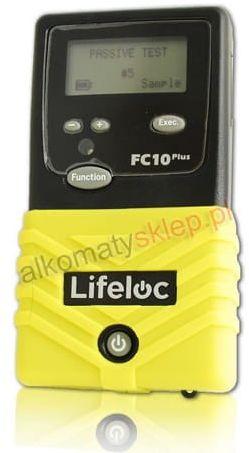Alkomat Lifeloc FC10 Plus