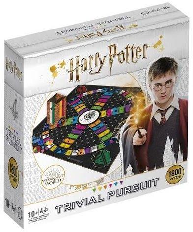 Trivial Pursuit Harry Potter de Lux 1800 pytań