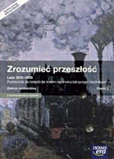 Zrozumieć przeszłość cz.3 szk.śr-podręcznik