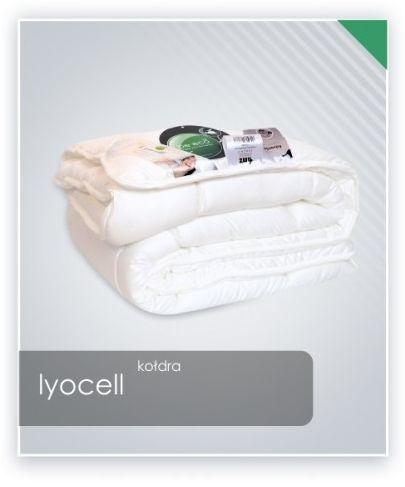 AMZ LYOCELL kołdra całoroczna antyalergiczna 200x220