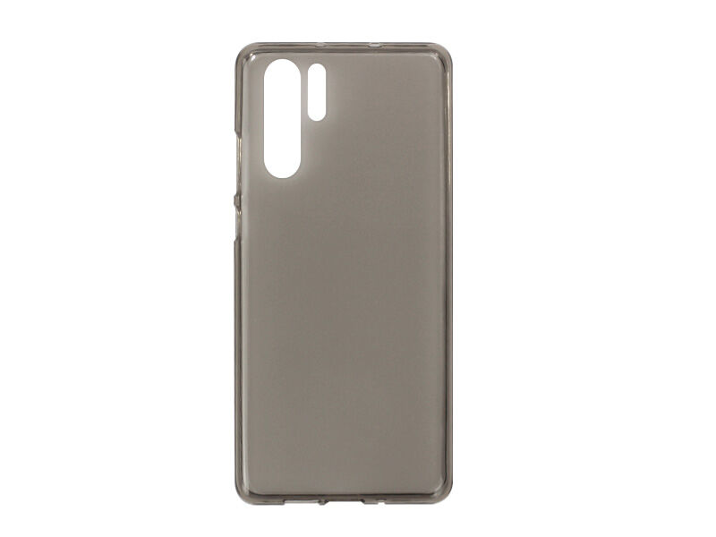 Huawei P30 Pro - etui na telefon FLEXmat Case - czarny
