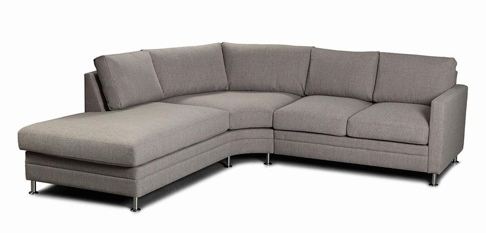 Narożnik, kanapa narożna Stockholm Straight