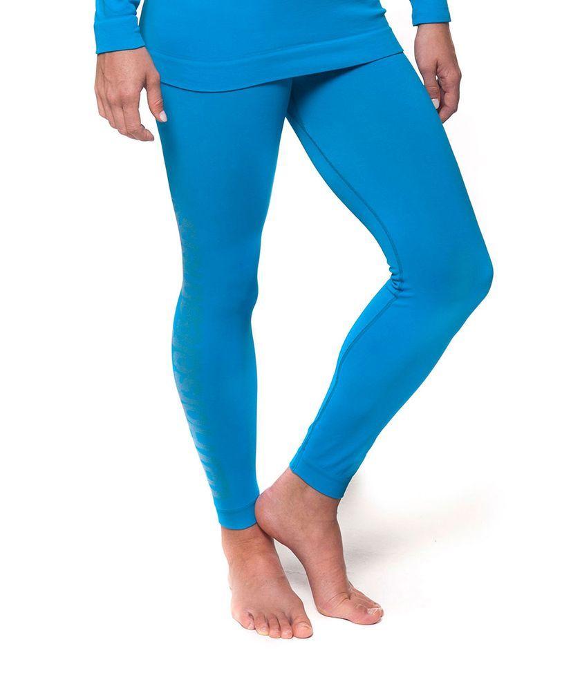 bielizna termoaktywna damska - spodnie HORSEFEATHERS CAMINO PANT (blue)