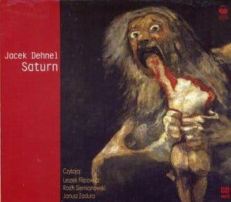 Audiobook - Saturn (CD mp3) - Jacek Dehnel